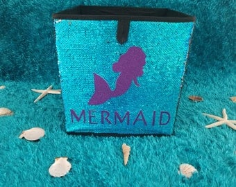 Mermaid Storage Bin