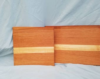 Two Matching Cutting Boards