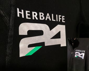 Herbalife 24 iron-on decal