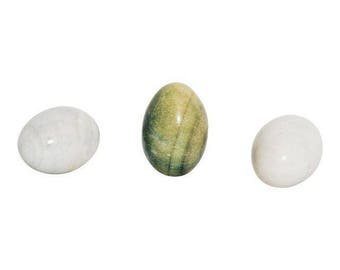 Marble Eggs- A Set of 3
