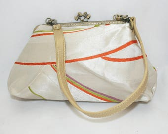 Silk Clutch Bag or Evening Bag