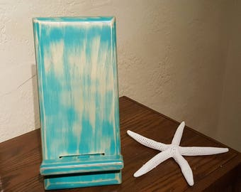 Shabby Tropical Tech Stand for iPad, eReader, Tablet, phone