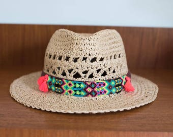 Hat crochet FORMENTERA