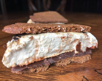 The Irish Castle - Marshmallow Sandwich Kit - Vegan, Soy-free, Organic Ingredients