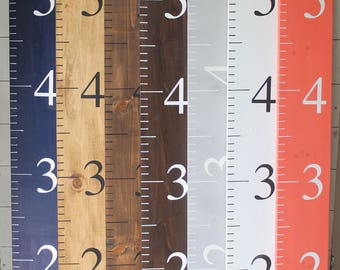 Growth Chart, Ruler, Measuring Stick, Nursery, Kids Growth Chart Ruler, Life Size Ruler, Giant Ruler