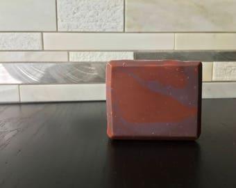 Coconut, Berries, Sandalwood - Sea You In Paradise | 4.0 oz Bar Soap | Handmade Artisan Soap