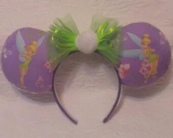 Tinkerbelle Mickey Ears