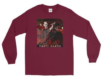 Don Cherry Taste Maker Jazz Long Sleeve T-Shirt