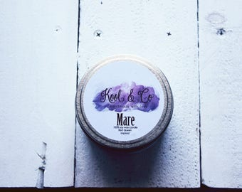 Mare | Red Queen Inspired Soy Candle