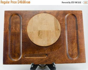 FLASH SALE Baribocraft Cheese Board Tray Platter