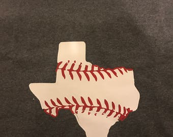 Texas is Baseball/Softball
