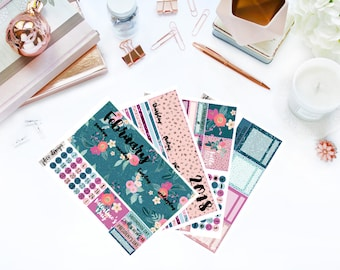 Hello February Monthly Kit