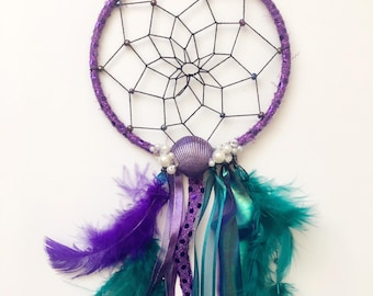 "Custom 5"" Dreamcatcher - Cecelia"
