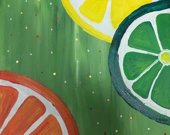 Bright Citrus