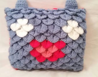 Catbug pillow