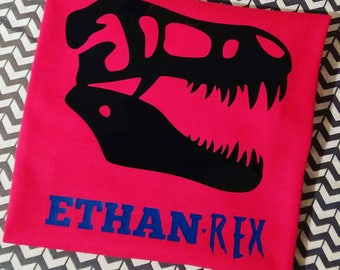 T-Rex Dinosaur Shirt
