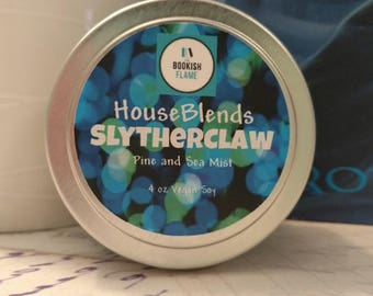 Slytherclaw HouseBlends 4 oz Soy Candle