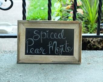 Wedding Specialty Drink Sign