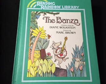 The Written Word: Take a Look..It's in a Book; The Banza