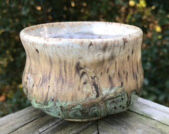 Paddled Tea Bowl