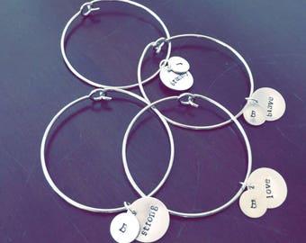 The B Series: Custom Charm Bracelet
