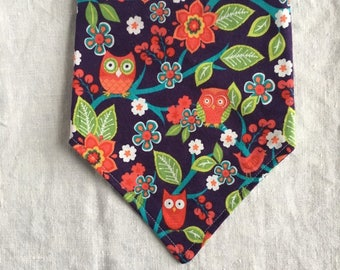 Bandana Bib - Two Sided Cotton