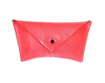 Coral Sunglass Case