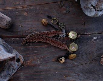 Haena - hen earrings