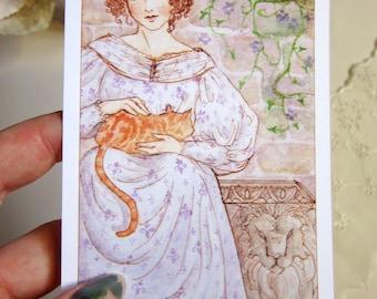 STRENGTH - Les Mis Tarot Card - Giclée Print
