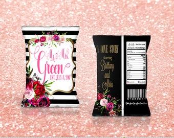 Bridal Favors - Wedding Favors - Bridal Shower - Bridal Treat Bags - Wedding Treat Bags