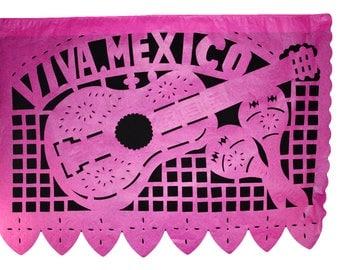 Colored Papel Picado