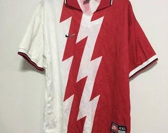 Vintage Nike Jersey shirt Men's