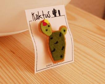 Felt pads - Cactus, Ice, Ananas