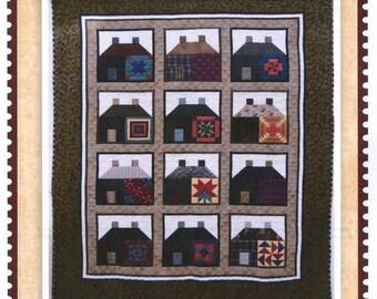Ryokan Quilt Pattern