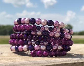 The Katie-wrap bracelet