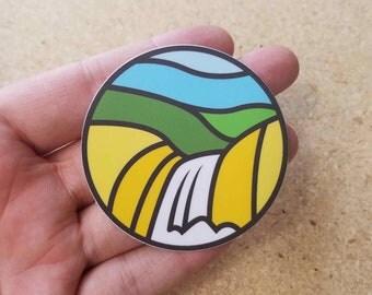 Yellowstone National Park Vinyl Sticker Decal