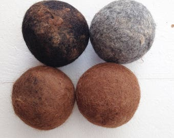 Dryer Balls set of 4 *set 5*