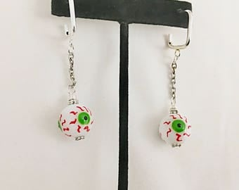 Hawolleen eyes earrings