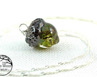 Real Moss Jewelry, Real Moss Necklaces, Real Moss Pendants, Dried Moss Jewelry, Dried Moss Necklace, Dried Moss Pendants, Dried Moss Amulets