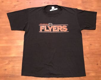 Vintage Philadelphia Flyers t shirt XL Good condition