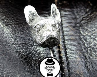 French Bulldog Lapel Pin