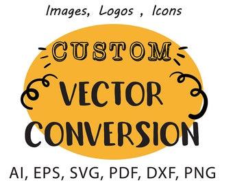 Image to Vector,  Vectorize your Logo,  custom Silhouette,  Vectorization Service,  SVG Logo Conversion,  Vector Illustration, SVG vector