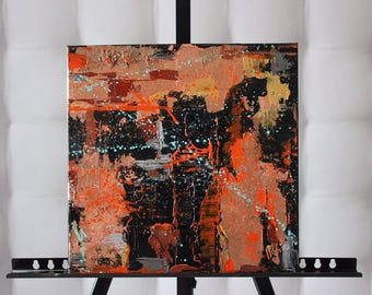 Picture on canvas Oil Paintings Abstract Very unusual and exciting picture