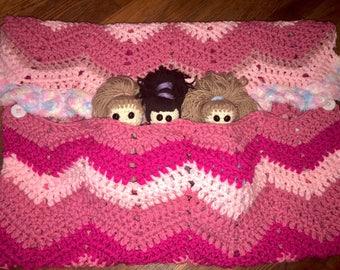 princess snuggle blanket
