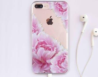 Flowers iPhone 7 Plus Case Floral iPhone 6 Case iPhone 5C Case iPhone 6S Plus Case For Samsung S7 Case iPhone 7 Case For Samsung S6 Case 062