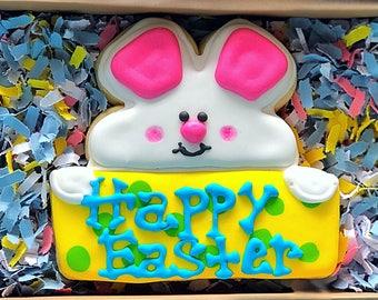 LOCAL PICKUP ONLY* Bunny-Gram Sugar Cookies