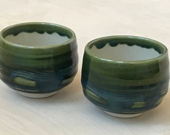 A Pair of Tea Cup