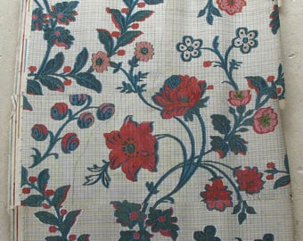19th c. French textile design -11