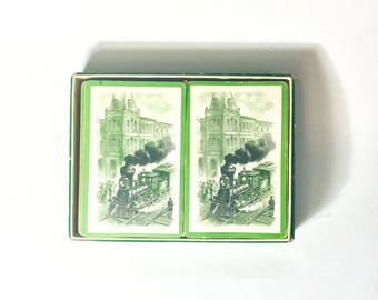 Two Deck Vintage Playing Cards
