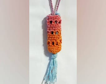 Sparkle Rainbow Lighter Necklace